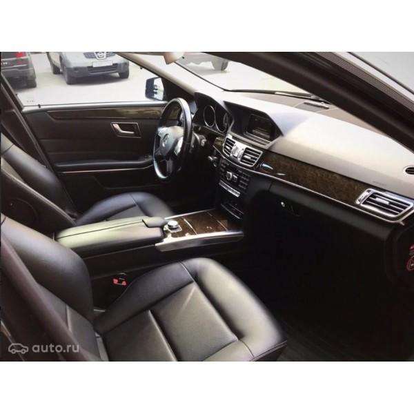 Mercedes-Benz E-klasse IV (W212, S212, C207), 2013